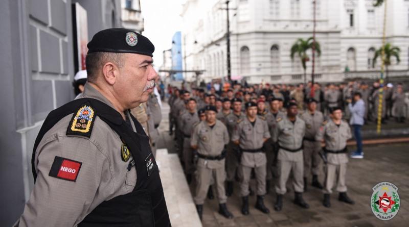 Polícia Militar da Paraíba completa 188 anos de história e abre semana de  celebrações e homenagens – Agenda PB